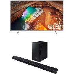Samsung QE55Q67R + HW-Q60R